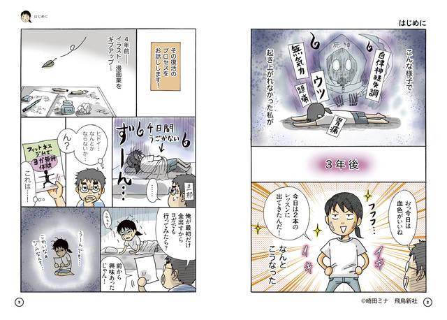 自律神経どこでもリセット! ずぼらヨガ - 株式会社 飛鳥新社 (4703)