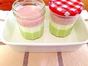 ひな祭り♪3色ミルクプリン レシピ・作り方 by pistachio39gram|楽天レシピ (4843)