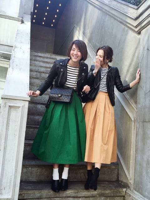 yoka1124|スカートを使ったコーディネート - WEAR (5463)