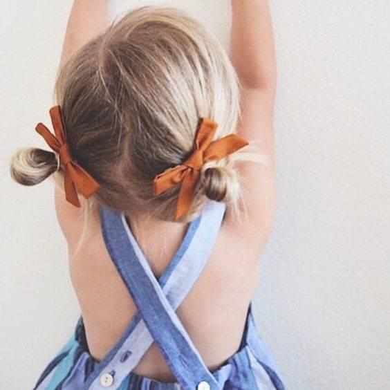 little girl pigtails | kids hair girl | Pinterest | 女の子、女の子、月曜日 (5667)