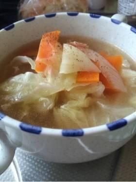 簡単! 野菜スープ ダイエットにも