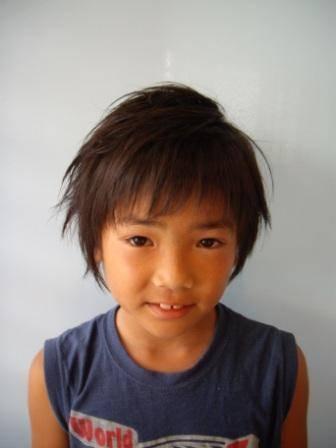 子供・キッズのヘアーカットをもっと楽しく!!【よっしーの畑】|よっしーの畑 (6011)
