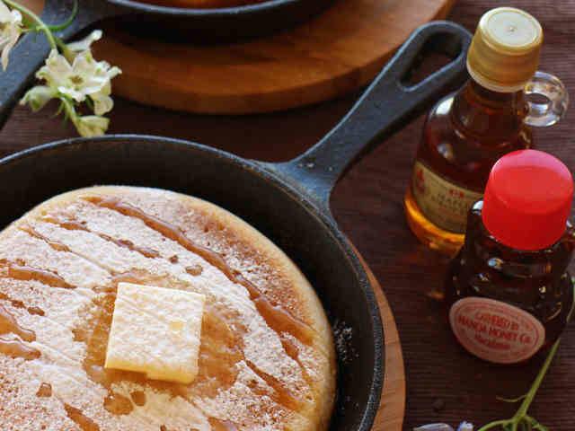 スキレットで簡単に専門店の味♪美味しい配合・作り方・焼...