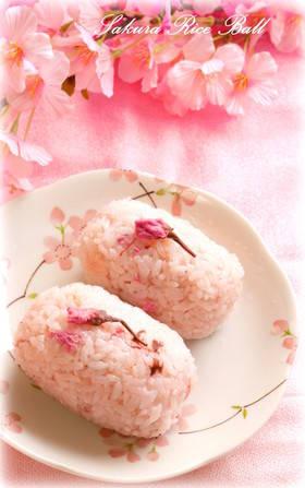 ほんのり香る桜ごはん✿ お花見弁当・春の食卓・行楽に♪...