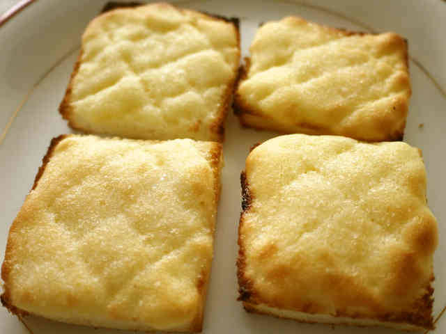 朝食♪おやつに♫ メロンパントースト♡ by スタイリッシュママ [クックパッド] 簡単おいしい