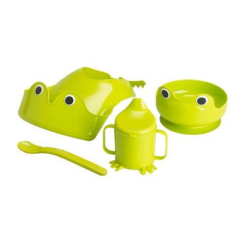 MATA 食器4点セット -    - IKEA (7421)