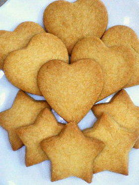 材料2つで☆簡単☆さくッほろッ♪クッキー by さおー [クックパッド] 簡単おいしいみんなのレシピが261万品 (7507)