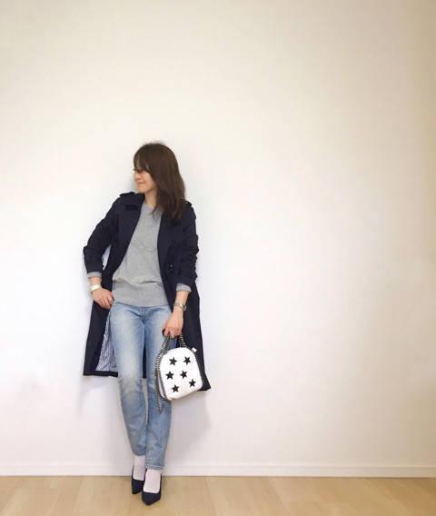 考えるのが面倒な日のコーデ/GU新作|35歳ママのプチプラを品良く着こなしたいファッションブログ (7752)