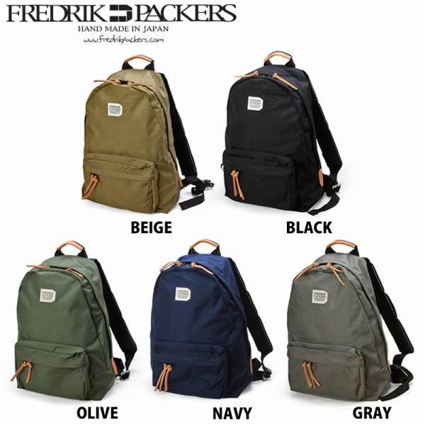 【楽天市場】FREDRIK PACKERS フレドリックパッカーズ リュック 500 DAY PACK:コレクターズ (8122)
