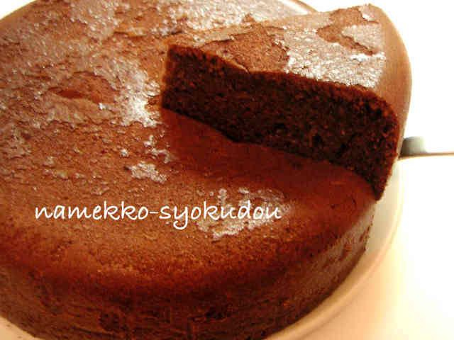 ●炊飯器で焼く☆HMで生チョコケーキ♡● by なめっこ星人 [クックパッド] 簡単おいしいみんなのレシピが262万品 (9232)