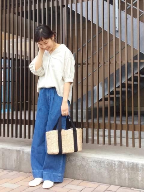 coen あらーき(coen鹿児島店)|coenのシャツ/ブラウスを使ったコーディネート - WEAR (9329)