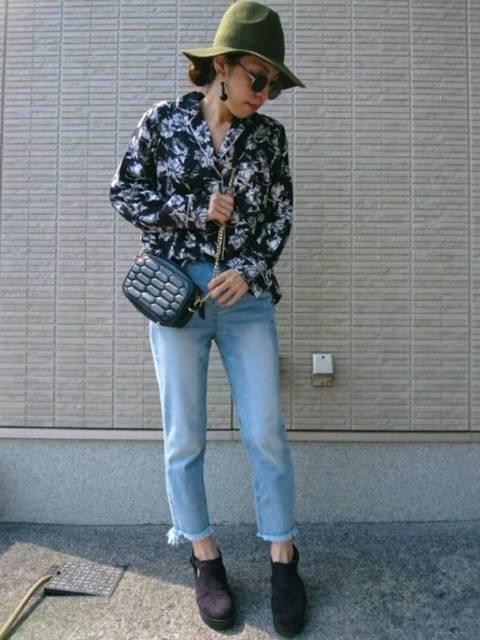 mutsu|MOUSSYのシャツ・ブラウスを使ったコーディネート - WEAR (10038)