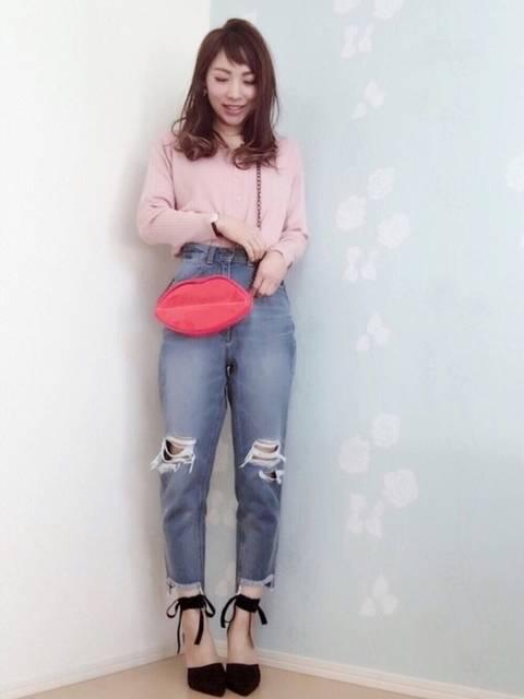 MIKU|DAISOのバッグを使ったコーディネート - WEAR (10079)
