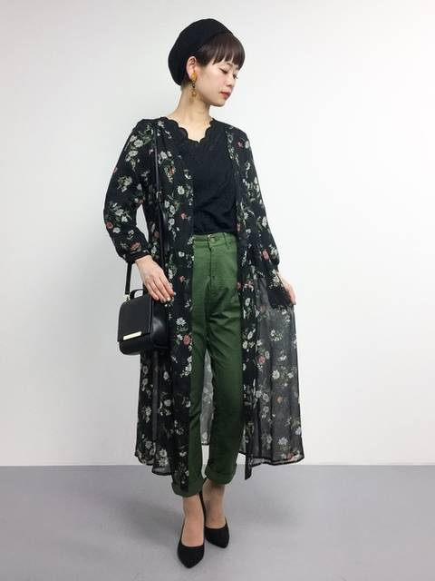 ZOZOTOWNyukiさんのシャツ/ブラウスを使ったコーディネート - ZOZOTOWN (11251)