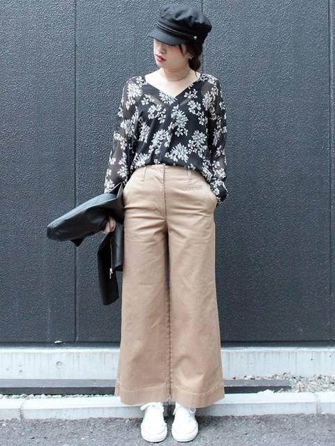 YUNA(Roomy'sラゾーナ川崎プラザ店)|MIIAのシャツ/ブラウスを使ったコーディネート - WEAR (12045)
