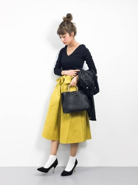 tera(ZOZOTOWN)|URBAN RESEARCH Sonny Labelのスカートを使ったコーディネート - WEAR (12759)