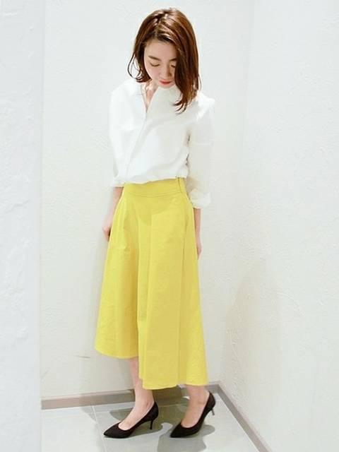 NOAH(Plage新宿店)|Plageのシャツ/ブラウスを使ったコーディネート - WEAR (12768)