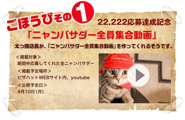 ピザキャット!店リニューアルオープン!!|ピザハット (13066)