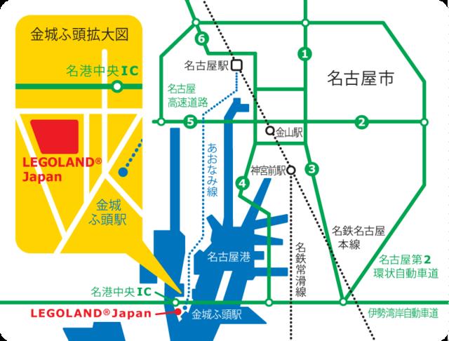 LEGOLAND® Japan について (15121)