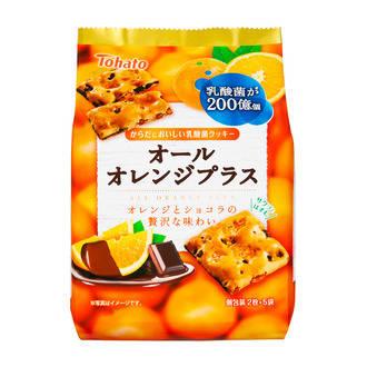【2017年3月27日発売】東ハト オールオレンジプラス
