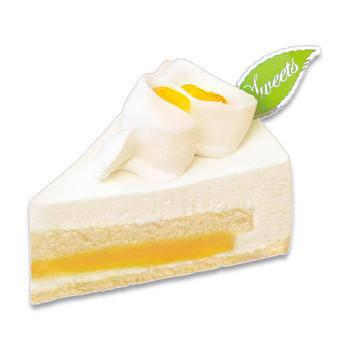 「不二家」瀬戸内レモンのレアチーズケーキ