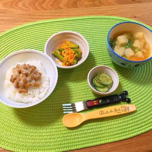 日本の味噌汁は理想的な食事