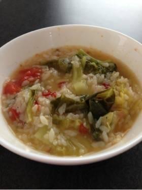 つわり飯〜トマトスープご飯〜 by みちゅMAMAねすこ [クックパッド] 簡単おいしいみんなのレシピが264万品 (21775)
