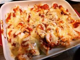 酒蒸しで柔らか♪鶏胸肉のトマトチーズ焼き by 悠美姉 [クックパッド] 簡単おいしいみんなのレシピが265万品 (25114)