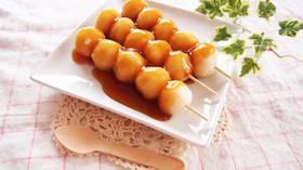 うどんで簡単♡みたらし団子 by ☺︎にこ [クックパッド] 簡単おいしいみんなのレシピが265万品 (25261)