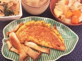 フライパンとお箸だけ!納豆オムレツ by PONNs [クックパッド] 簡単おいしいみんなのレシピが265万品 (25395)