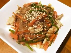 ダイエットに◎糸コンでヘルシーチャプチェ by クックO11EI9☆ [クックパッド] 簡単おいしいみんなのレシピが265万品 (25755)
