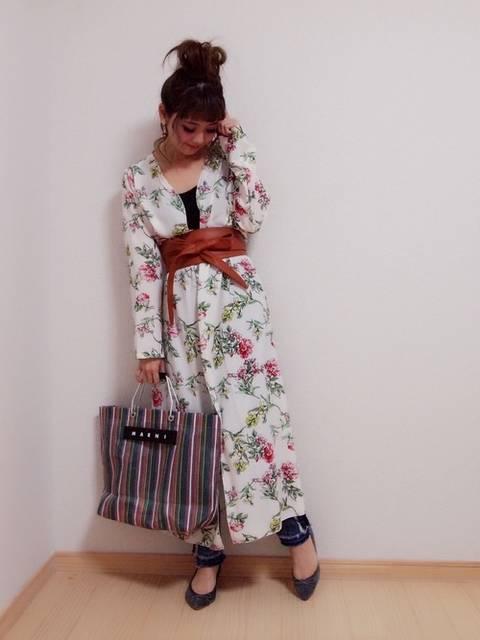 ayaru|GUのベルトを使ったコーディネート - WEAR (25904)