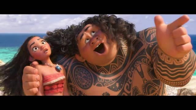 モアナのマウイのモデルはマオリ族!タトゥーが批判をいけている? | 生活のなぞ解決 (26345)