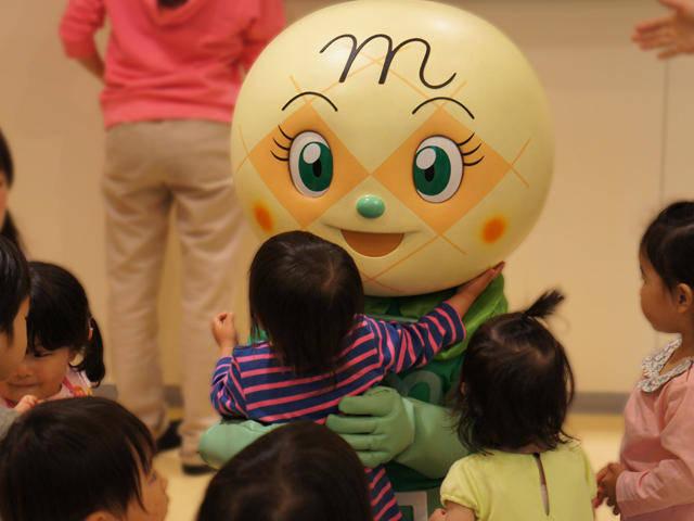 【4月】ありがとう10周年 ふれあいタイム ~3F~|イベント|横浜アンパンマンこどもミュージアム&モール (26625)