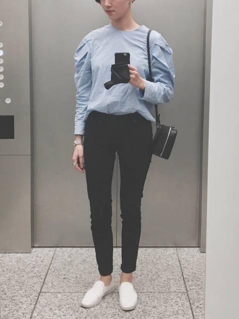 saya.|KORMARCHのシャツ・ブラウスを使ったコーディネート - WEAR (26733)