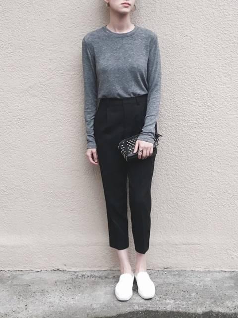 saya.|KORMARCHのTシャツ・カットソーを使ったコーディネート - WEAR (26737)
