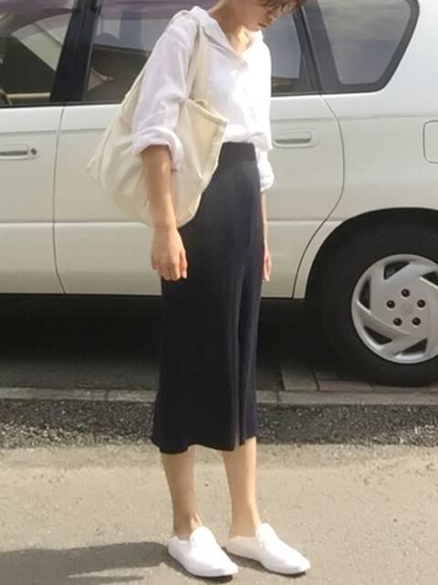 hina.|ユニクロのスカートを使ったコーディネート - WEAR (26748)