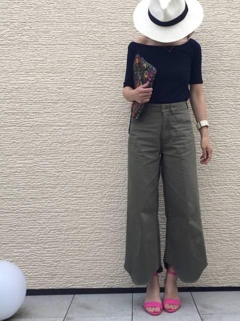 Mm|MERCURYDUOのTシャツ/カットソーを使ったコーディネート - WEAR (28482)