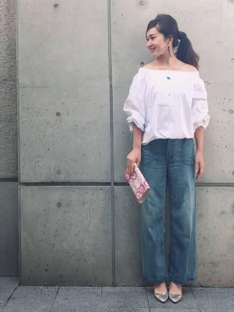 Ameri★|DHOLICのシャツ・ブラウスを使ったコーディネート - WEAR (28488)