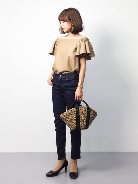 eriko(ZOZOTOWN)|DRWCYSのシャツ/ブラウスを使ったコーディネート - WEAR (28495)