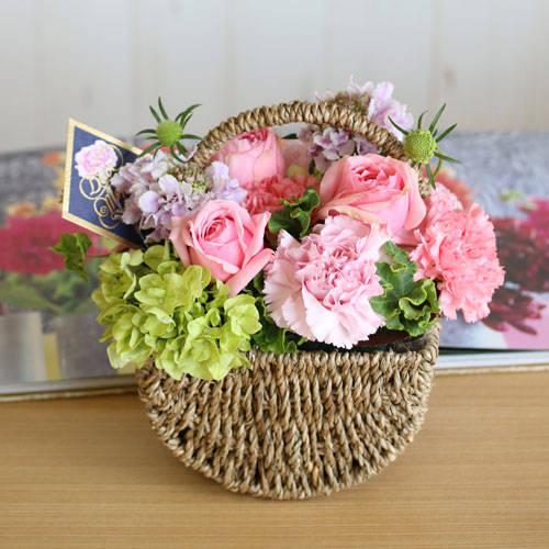 一覧|ゆらりアレンジ・ファンシードレス(1/1) | 花・花束の通販|青山フラワーマーケット (29282)