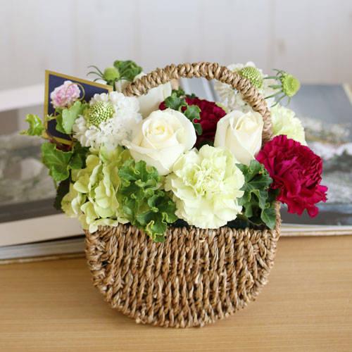 一覧|ゆらりアレンジ・アバランチェ(1/1) | 花・花束の通販|青山フラワーマーケット (29284)