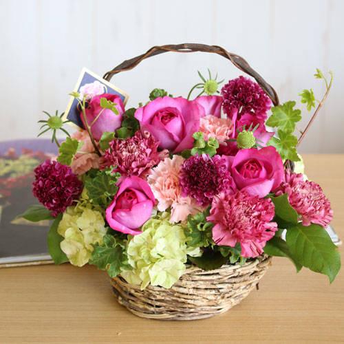 一覧|ふわりアレンジ・イブピアッチェ(1/1) | 花・花束の通販|青山フラワーマーケット (29285)