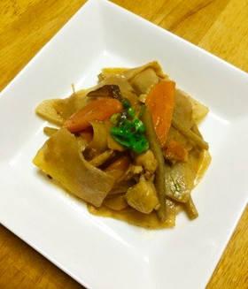 さしみこんにゃくの味噌炒め by haradafood [クックパッド] 簡単おいしいみんなのレシピが266万品 (31379)