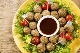 たこ焼き器で時短!コロコロハンバーグ by ビオレママ [クックパッド] 簡単おいしいみんなのレシピが267万品 (33989)