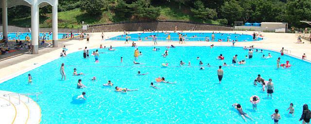 スポーツ・アウトドア - 屋外プール|こどもの国 (34349)