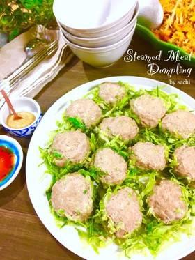 レンジで簡単!キャベツたっぷりしゅうまい by sachi825 [クックパッド] 簡単おいしいみんなのレシピが267万品 (35011)