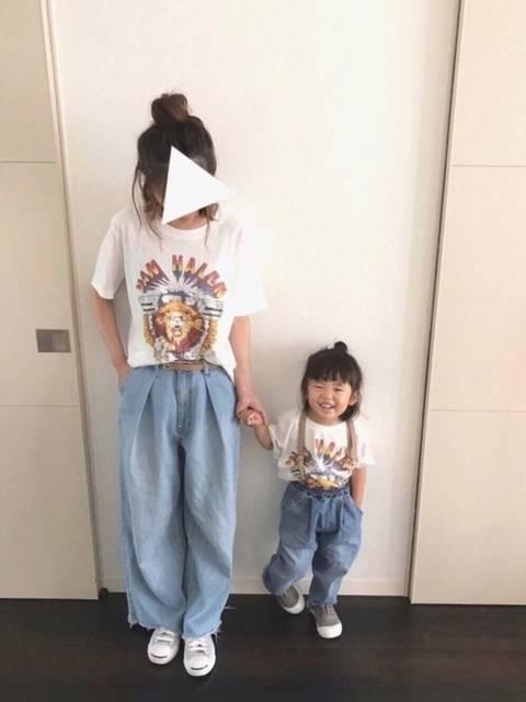 koto|GUのTシャツ・カットソーを使ったコーディネート - WEAR (41740)