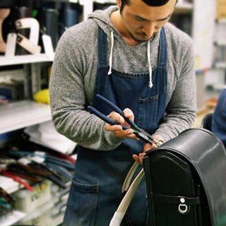 ランドセル職人が手作りする、土屋鞄のランドセル (43140)