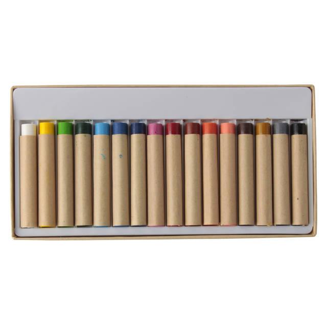 布描きクレヨン 16色 | 無印良品ネットストア (47093)